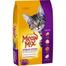 Meow Mix Original Choice Cat Food, 30 lbs
