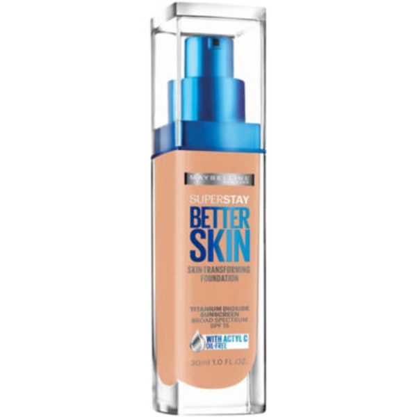 "Superstayâ""¢ Pure Beige Better Skin Foundation"