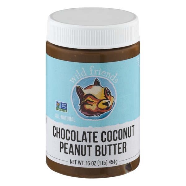 Wild Friends Peanut Butter Chocolate Coconut