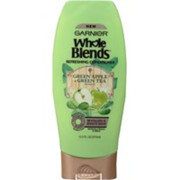 Whole Blends Normal Hair Green Apple + Green Tea Refreshing Conditioner