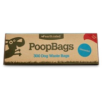 Earth Rated Unscented Poop Bags Dog Waste Bags Pack Of 300 Bags