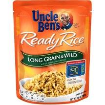 Uncle Ben's Long Grain & Wild Ready Rice, 8.8 oz