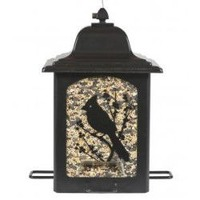 Perky Pet Birds & Berries Lantern Bird Feeder