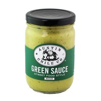 Austin Chile Co Medium Green Sauce