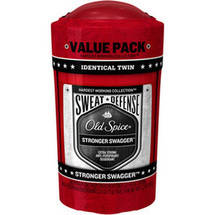 Old Spice Hardest Working Collection Sweat Defense Stronger Swagger Anti-Perspirant & Deodorant