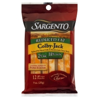 Sargento Reduced Fat Colby Jack Sticks