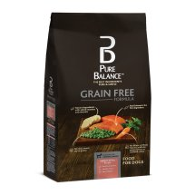 Pure Balance Grain Free Salmon & Pea Recipe Dry Dog Food, 24lbs