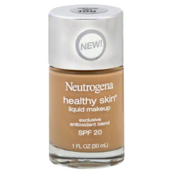 Neutrogena® Liquid Makeup Natural Tan 100 Healthy Skin