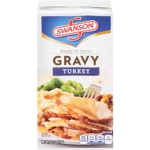 Swanson's Ready to Serve Turkey Gravy