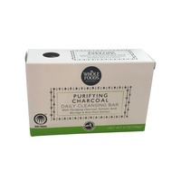 Whole Foods Market Purifying Charcoal Daily Cleansing Soap Bar