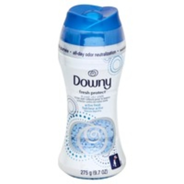 Downy Fresh Protect Downy Fresh Protect Active Fresh In-Wash Odor Defense 9.7 OZ Fabric Enhancers