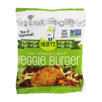 Hilary's Eat Well Veggie Burger
