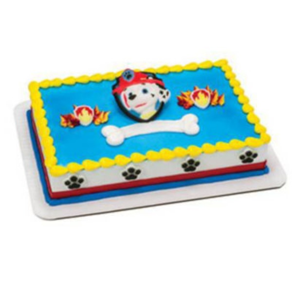 Paw Patrol Cake Cake, Serves Up to 24