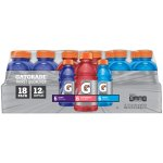 Gatorade Thirst Quencher Sports Drink, Variety Pack, 12 Fl Oz, 18 Count