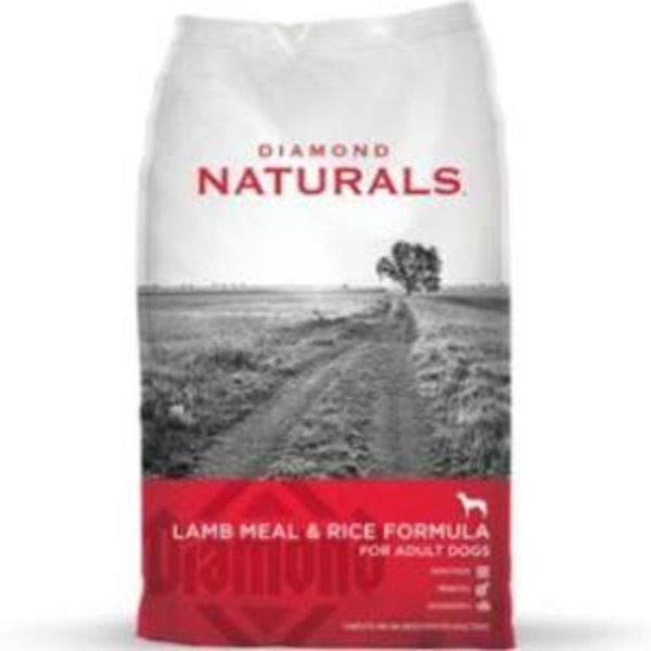 Diamond Naturals Lamb Meal & Rice Adult Dog Formula