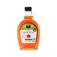 365 Organic Grade A Dark Amber Maple Syrup