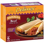 Delimex® Beef Tamales 6 ct Box