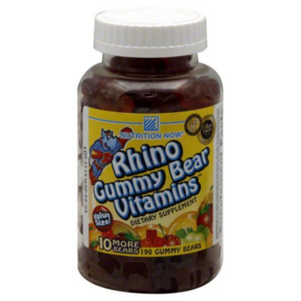 Rhino Multi Vitamin Gummies Dietary Supplement