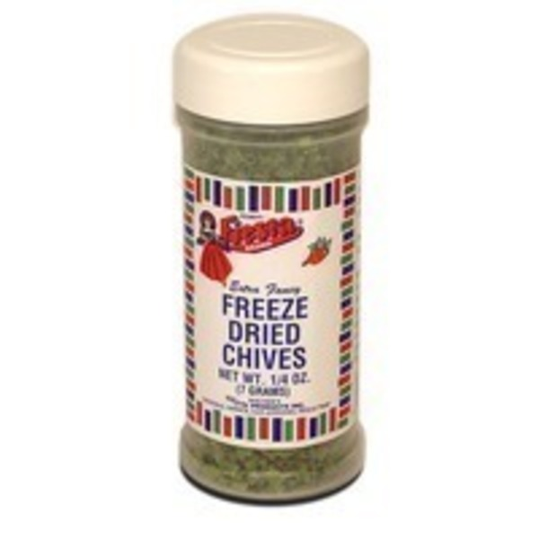 Fiesta Freeze Dried Chives