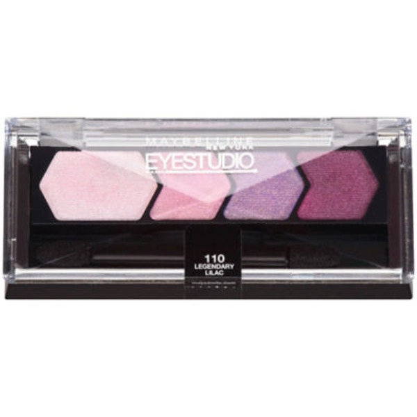 Eye Studio® Color Plush® Legendary Lilac Silk Eyeshadow Quad