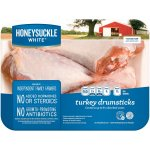 Honeysuckle White All Natural Turkey Drumsticks, 1pk