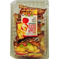 Organic Sliced Apples Bag