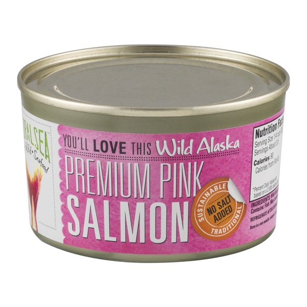Natural Sea Premium Pink Salmon