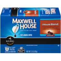 Maxwell House House Blend Medium K-Cup Packs Coffee