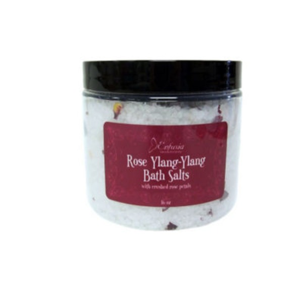 Enfusia Rose Ylang Ylang Bath Salts