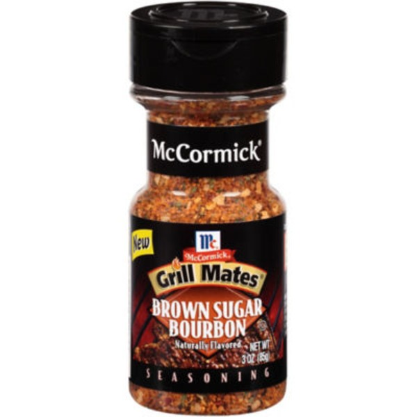 McCormick Grill Mates Brown Sugar Bourbon Seasoning