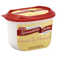 H-E-B Spreadable Butter