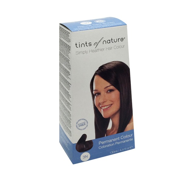 Tints Of Nature Conditioning Permanent Hair Color 120 M Natural Dark Brown 3N