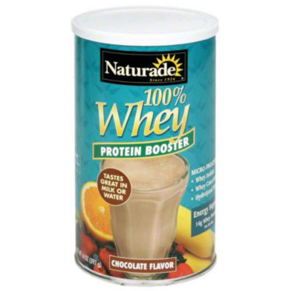 Naturade Chocolate Flavor 100% Whey Protein