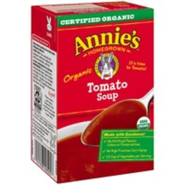 Annie's Homegrown Tomato Organic Soup