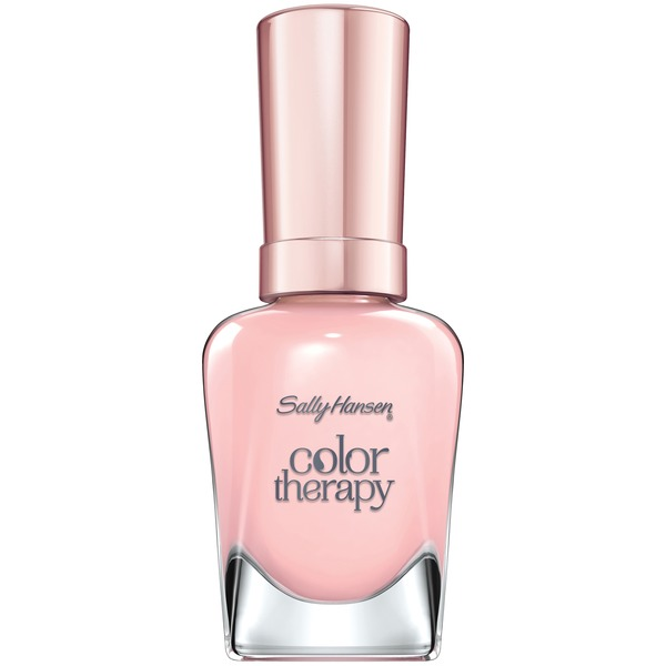 Sally Hansen Rosy Quartz Color Therapy Nail Polish