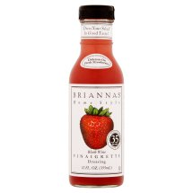 Briannas Home Style Blush Wine Vinaigrette Dressing, 12 fl oz