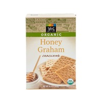 365 Organic Graham Crackers