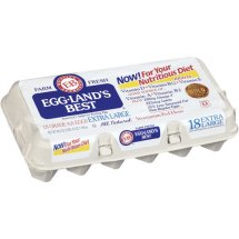 Eggland's Best Grade AA Extra Large Eggs, 18 ct