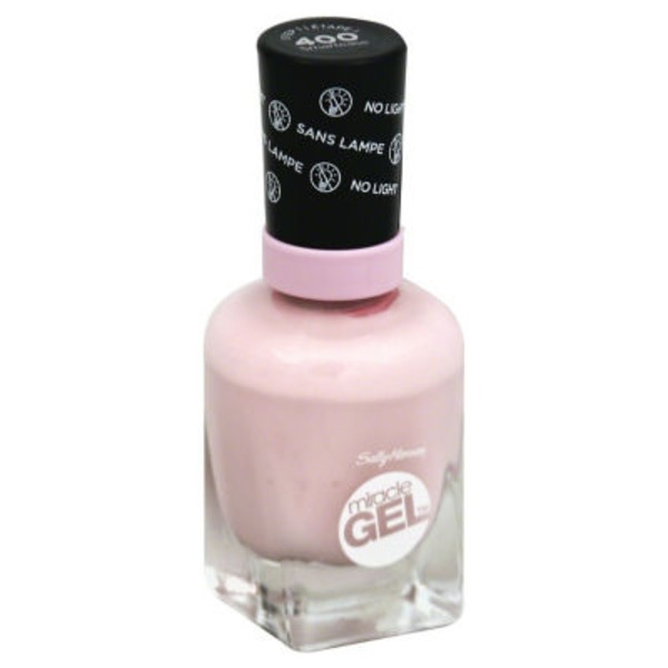 Sally Hansen Miracle Gel Nail Polish - Smartease 400
