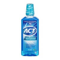 Act Restoring Mouthwash Cool Mint