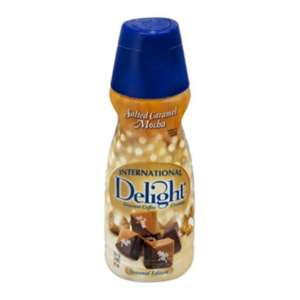 International Delight Salted Caramel Mocha Coffee Creamer