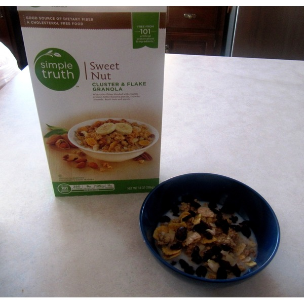 Simple Truth Organic Sweet Nut Cereal