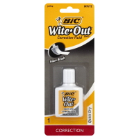 Bic Wite Out Correction Fluid Quick Dry White
