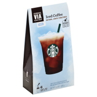 Starbucks VIA Instant Coffee Iced