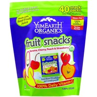 Yummy Earth Organic Fruit Snack Packs