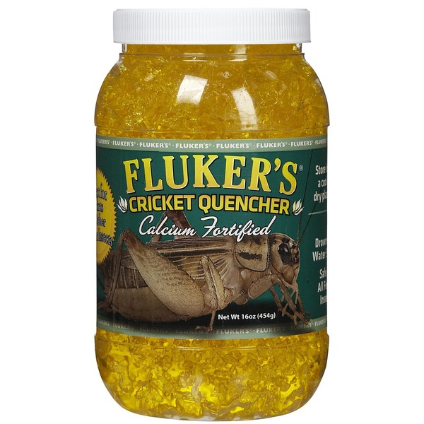 Fluker's Cricket Quencher Calcium Fortified