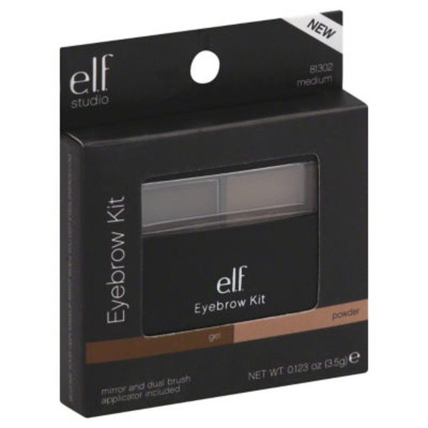 e.l.f. Studio Eyebrow Kit - Medium