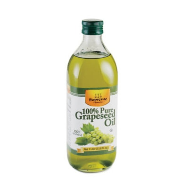 Supreme Star 100% Pure Grapeseed Oil