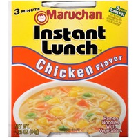 Maruchan Instant Lunch Chicken Flavor Instant Lunch
