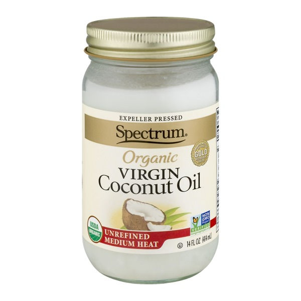 Spectrum Organic Unrefined Coconut Oil